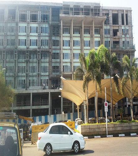 Taj GVK Hotel